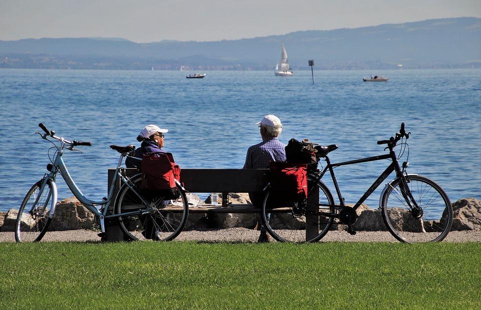 Äldre motionärer inom föreningslivet
